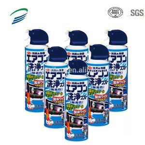 Air conditioner cleaning agent